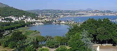Parco archeologico di baia terme romane di baia visita for Lago lucrino
